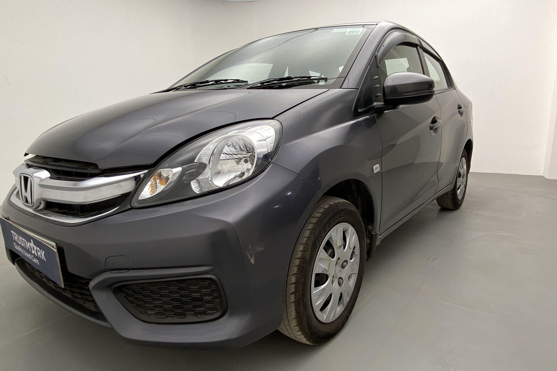 Honda Amaze S Option CVT i-VTEC