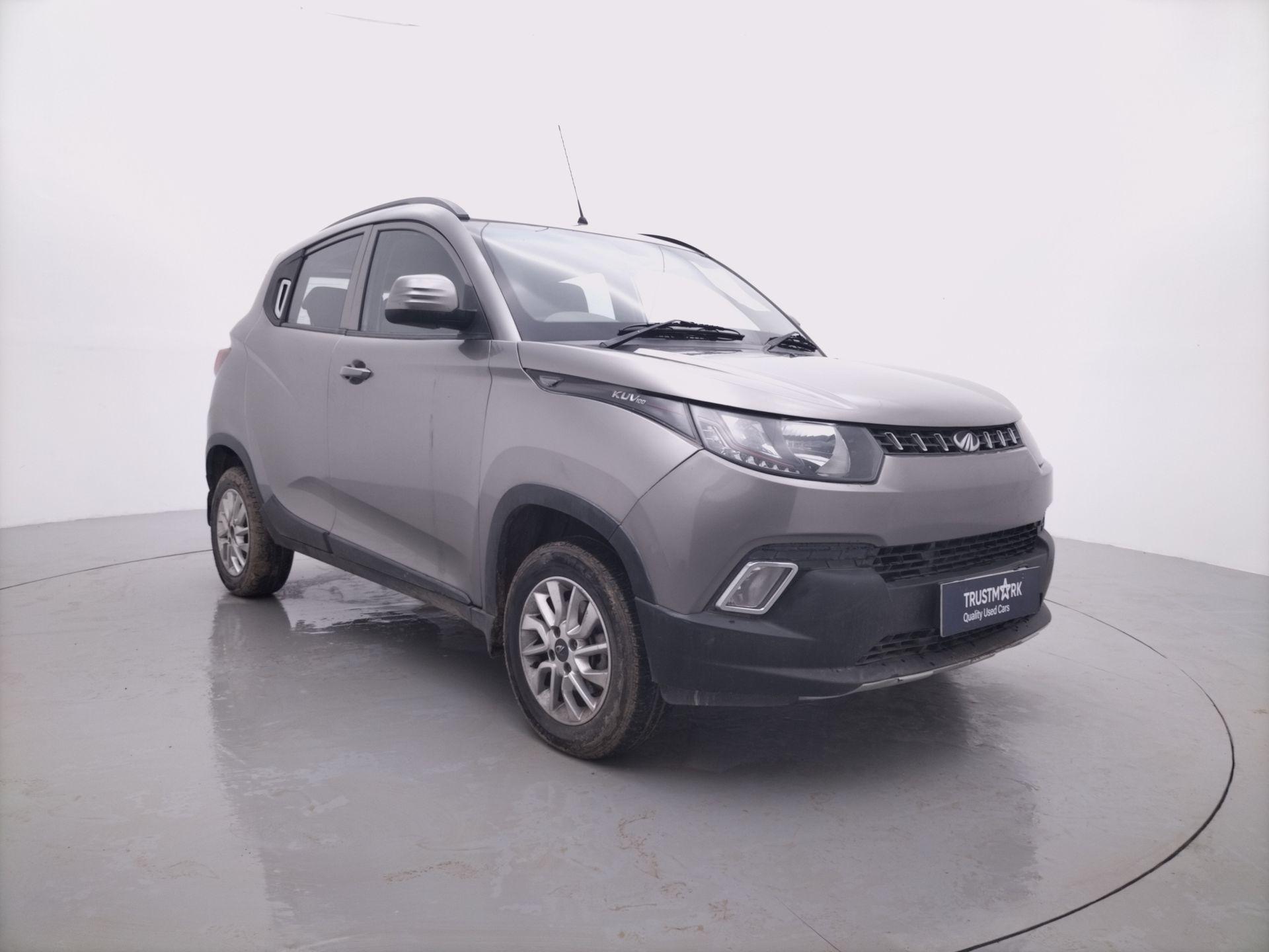 Mahindra KUV 100 mFALCON G80 K8
