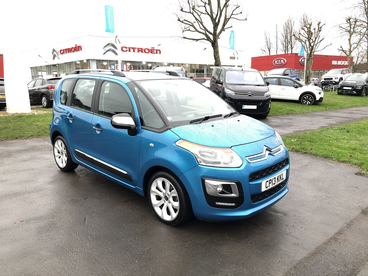 CITROEN C3 PICASSO 1.6 HDi 8V Selection 5dr