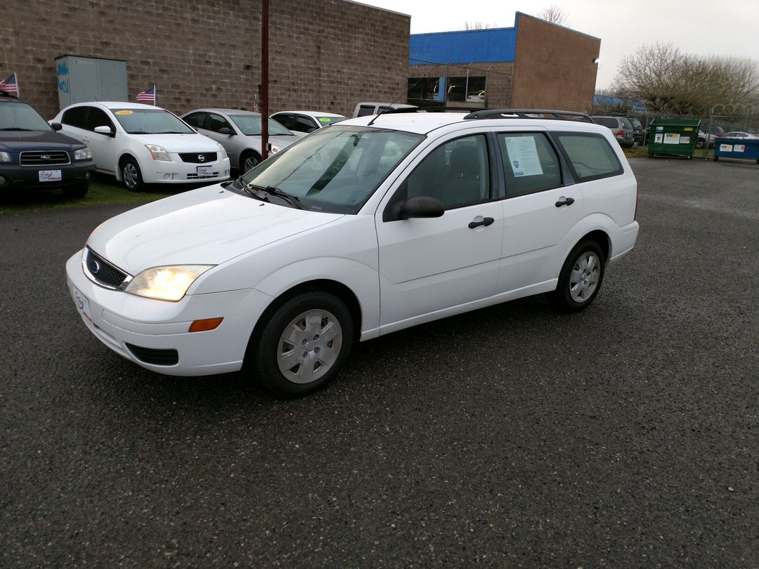 Pre-Owned 2007 FORD FOCUS SE Wagon 4
