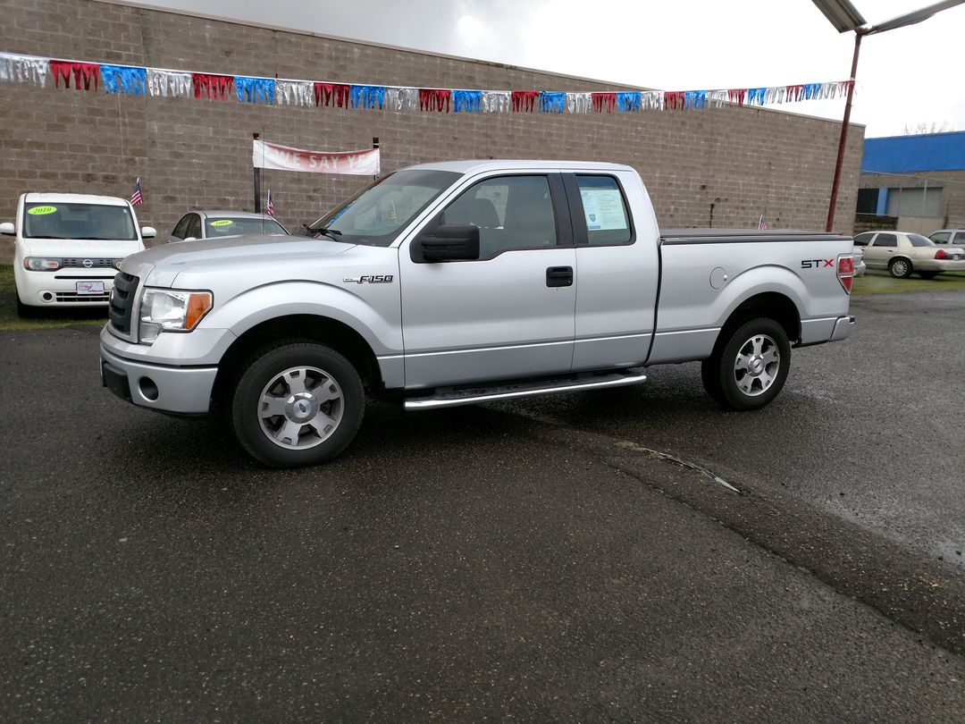 Pre-Owned 2010 FORD F150 STX Pickup