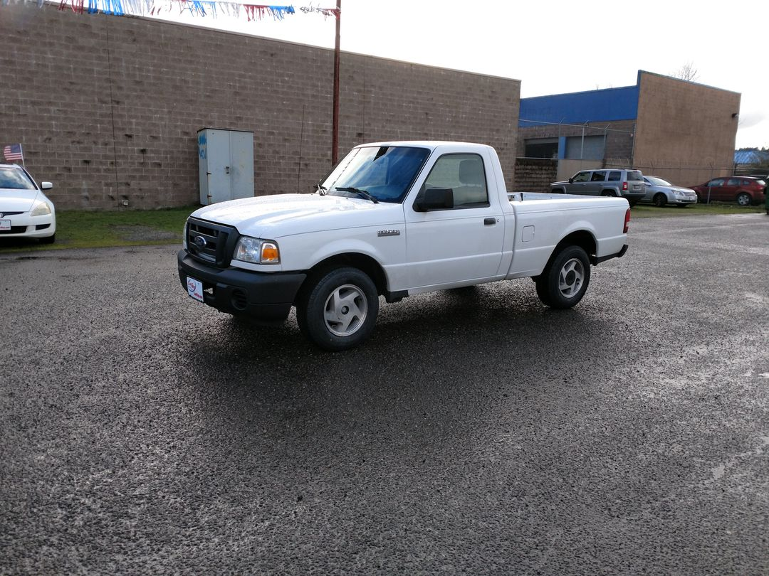 Pre-Owned 2011 FORD RANGER XL 2WD