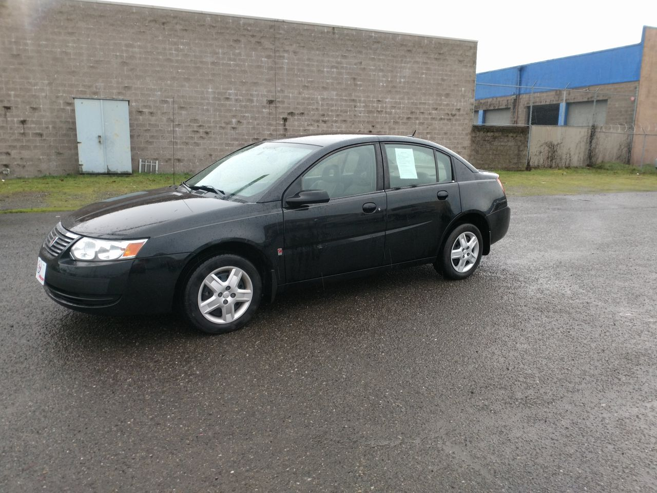 Pre-Owned 2007 SATURN ION 2 Sedan 4D