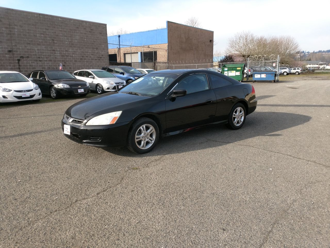 Pre-Owned 2006 Honda ACCORD LX COUPE 2
