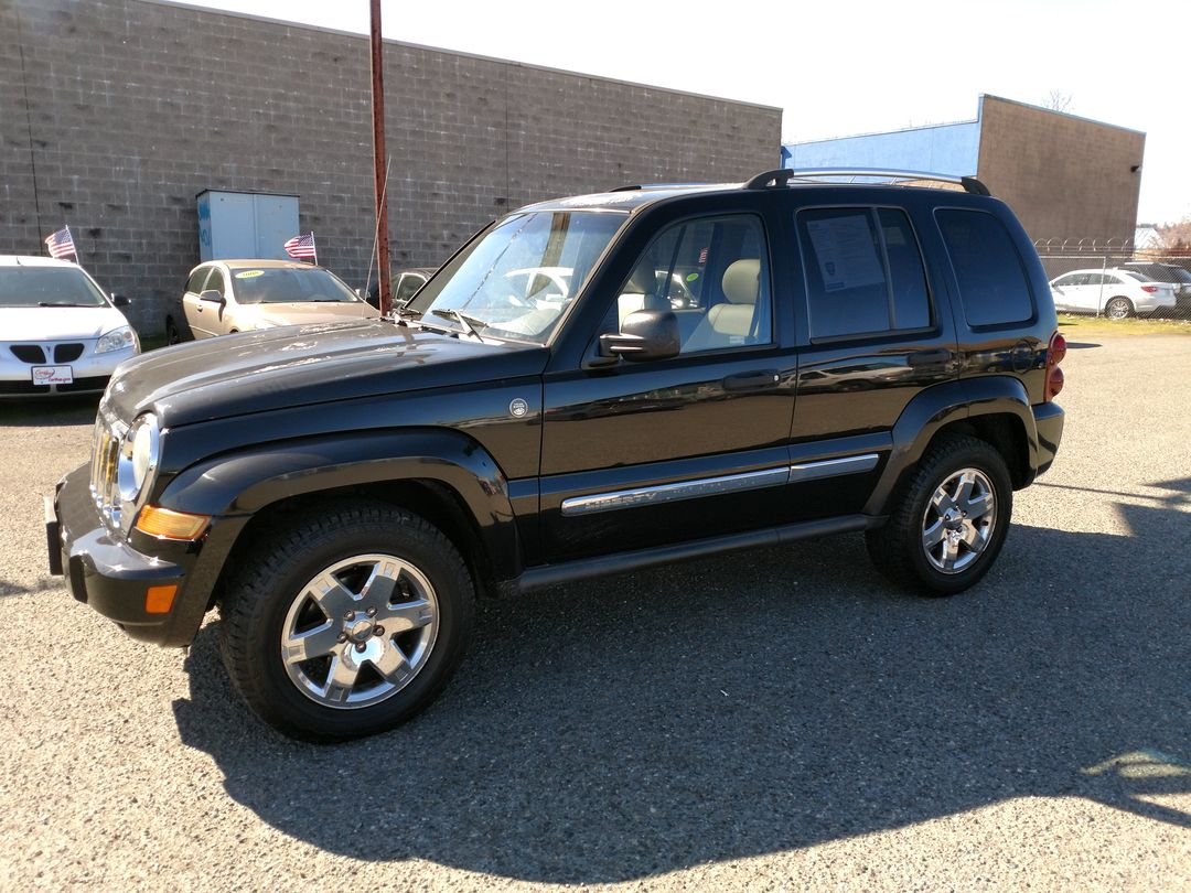 Pre-Owned 2005 JEEP LIBERTY Limited Ed