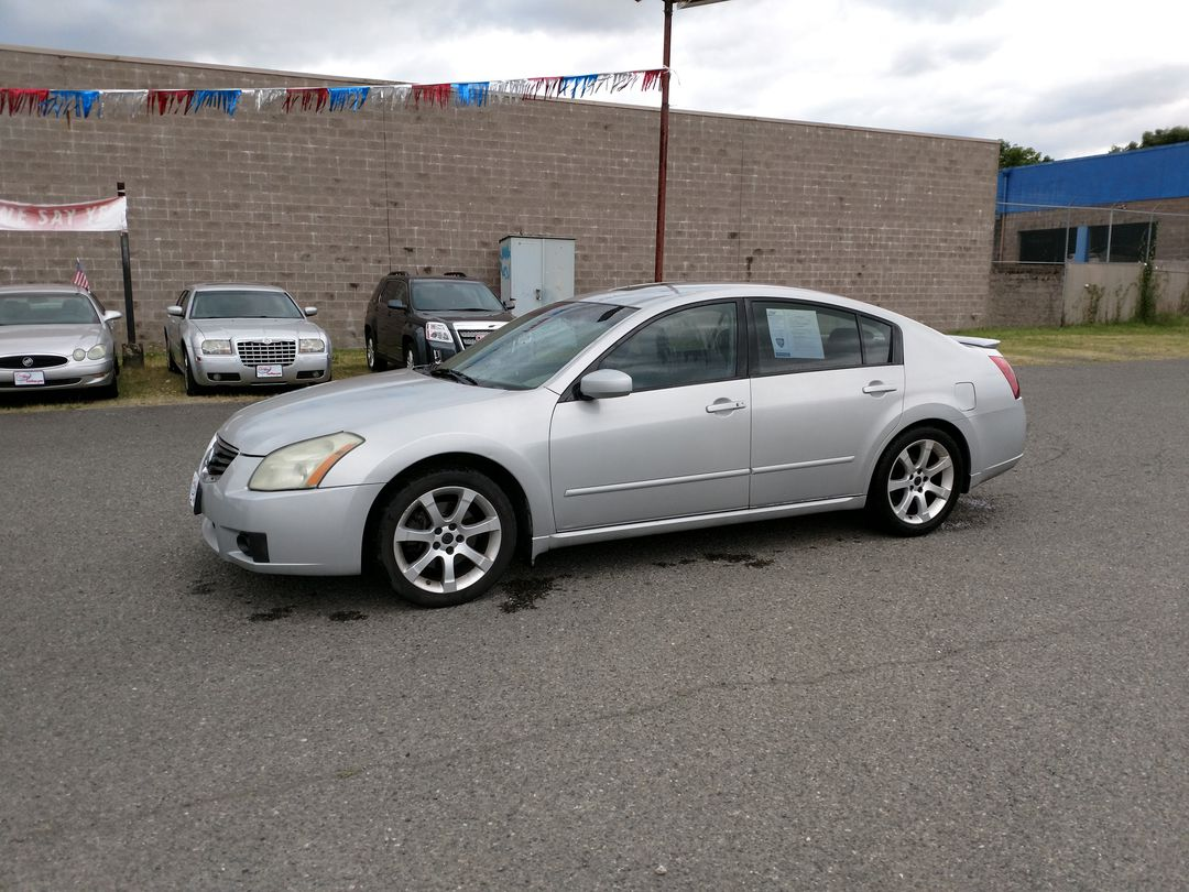 Pre-Owned 2007 NISSAN MAXIMA