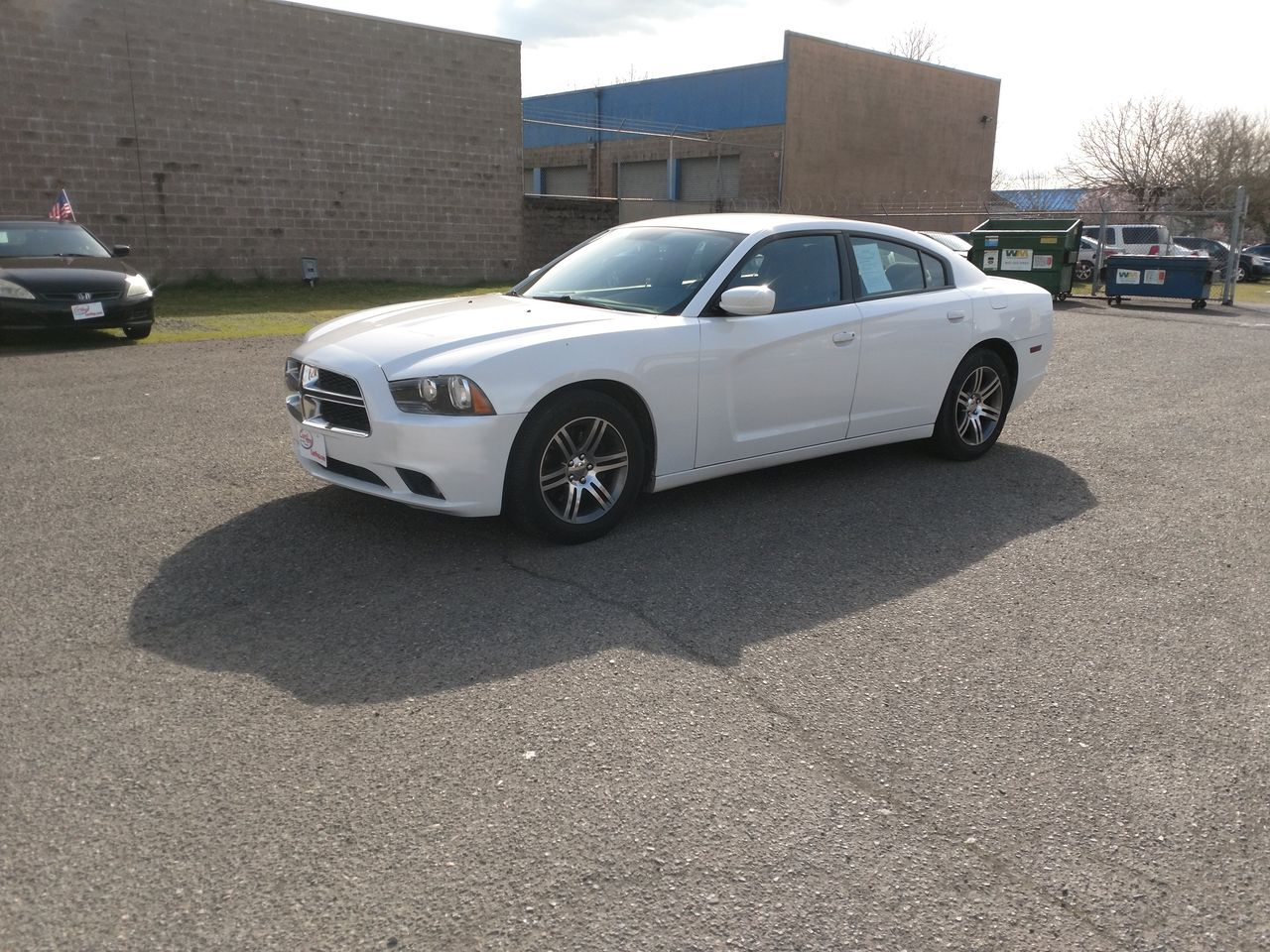 Pre-Owned 2012 DODGE CHARGER POLICE