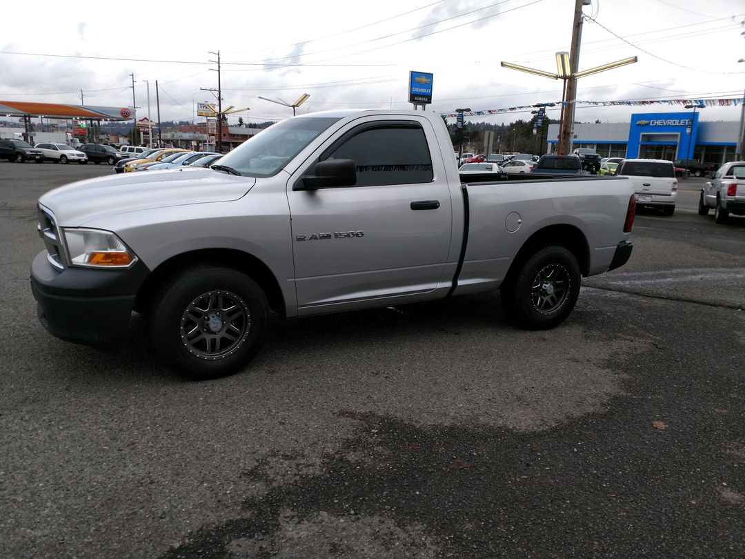 Pre-Owned 2011 DODGE RAM 1500