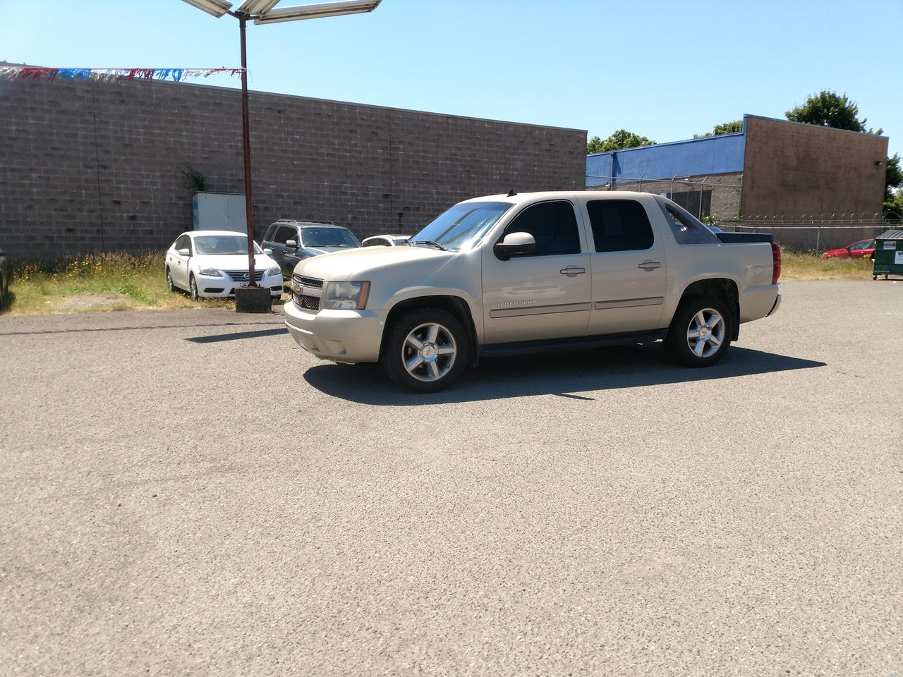 Pre-Owned 2007 CHEVROLET AVALANCHE LT Sport U