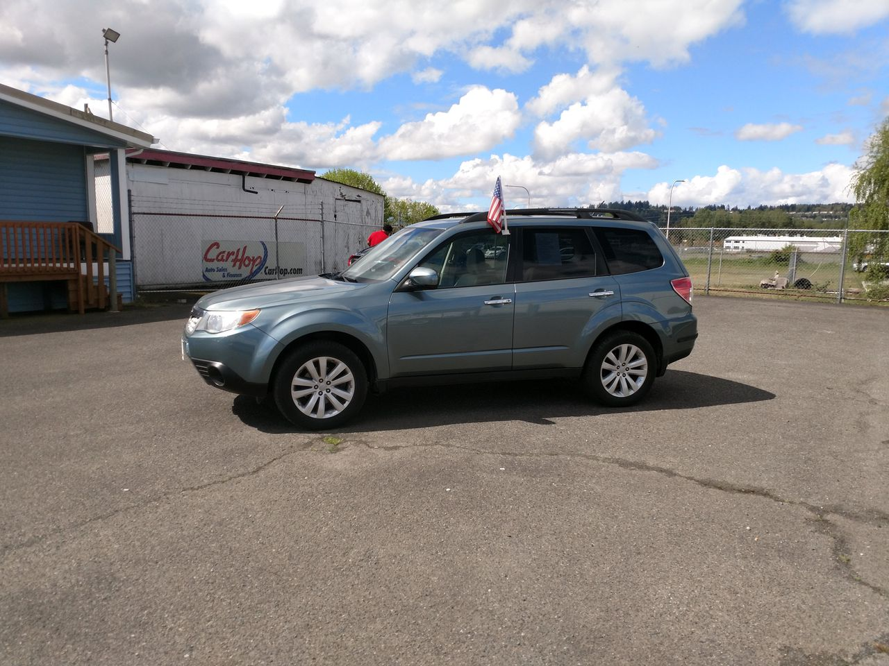 Pre-Owned 2012 SUBARU FORESTER 2.5X LIMIT