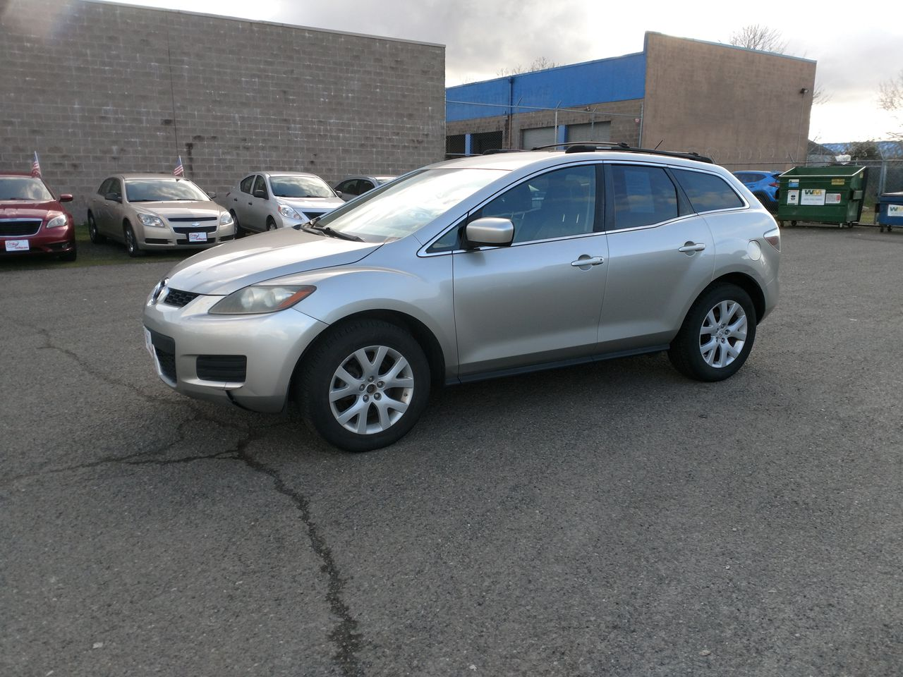 Pre-Owned 2009 MAZDA CX-7 Grand Tour