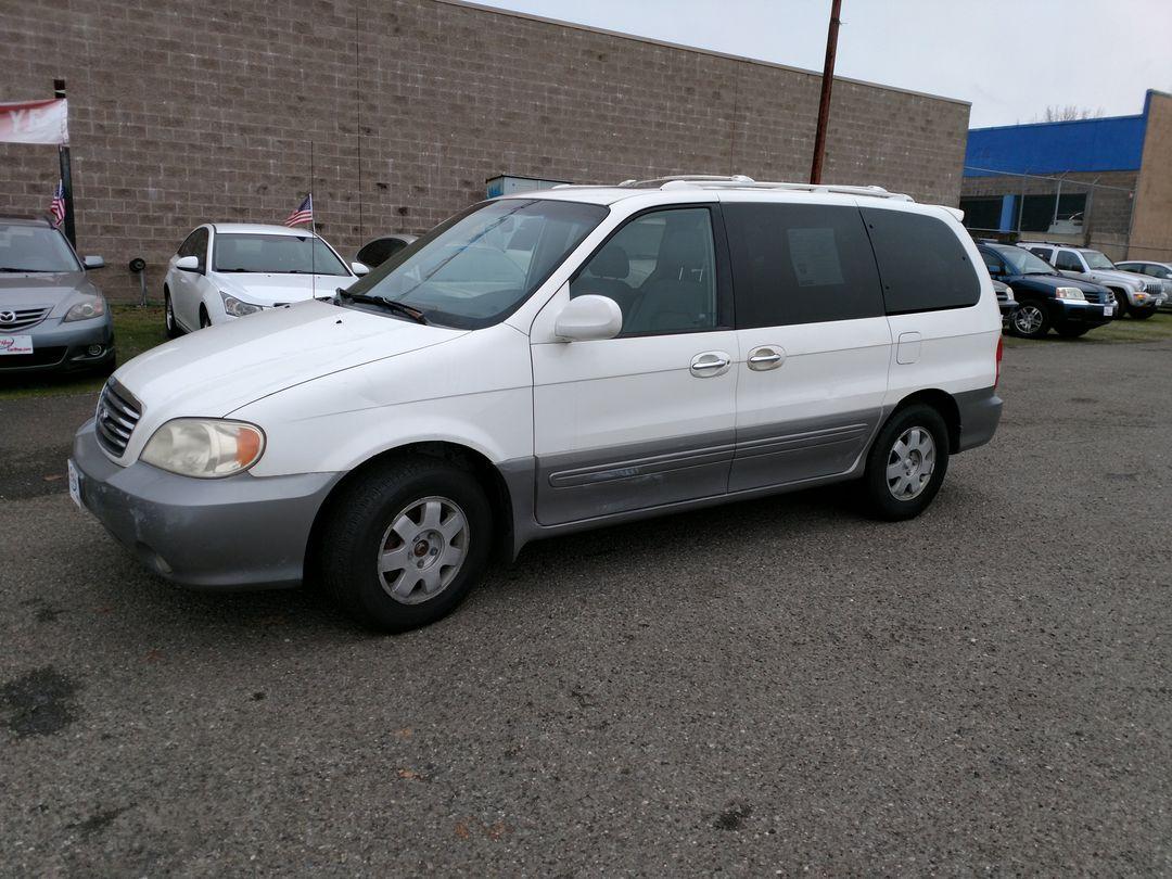 Pre-Owned 2003 KIA SEDONA EX Minivan