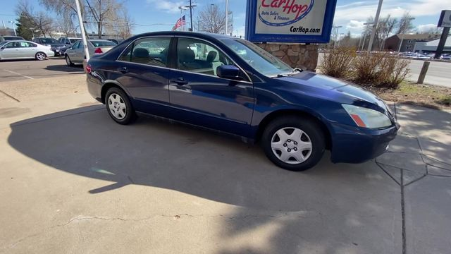 Pre-Owned 2005 Honda ACCORD LX Sedan 4