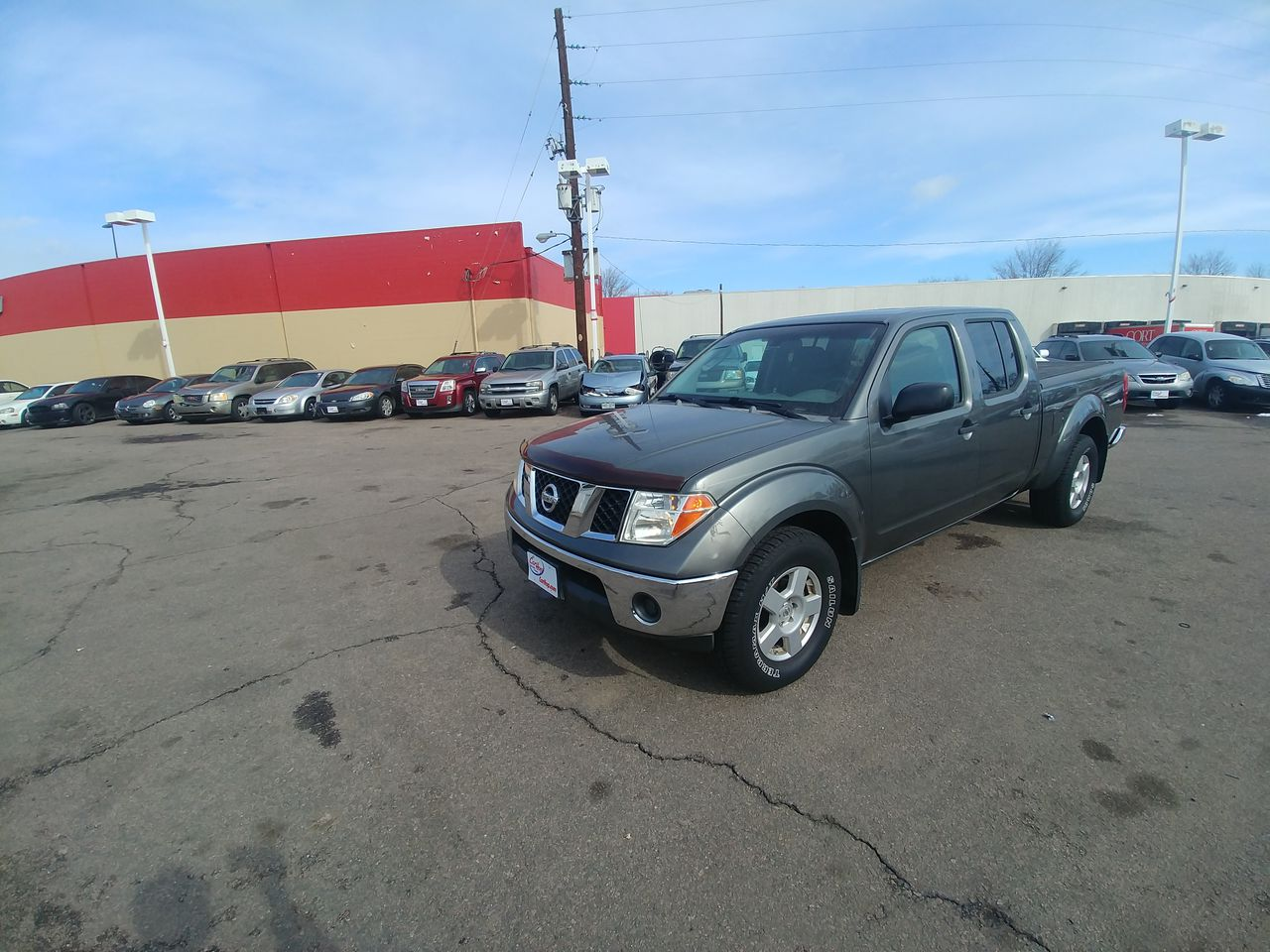 Pre-Owned 2007 NISSAN FRONTIER SE Pickup
