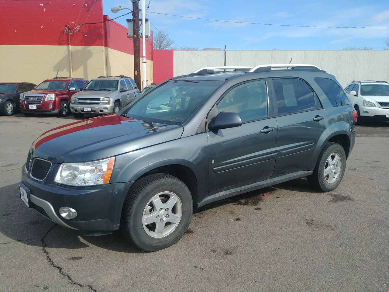 Pre-Owned 2009 PONTIAC TORRENT Sport Util