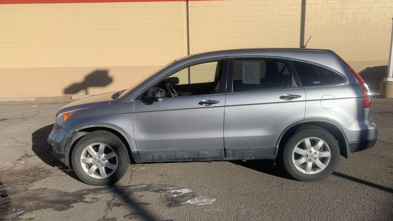 Pre-Owned 2008 Honda CR-V EX Sport U