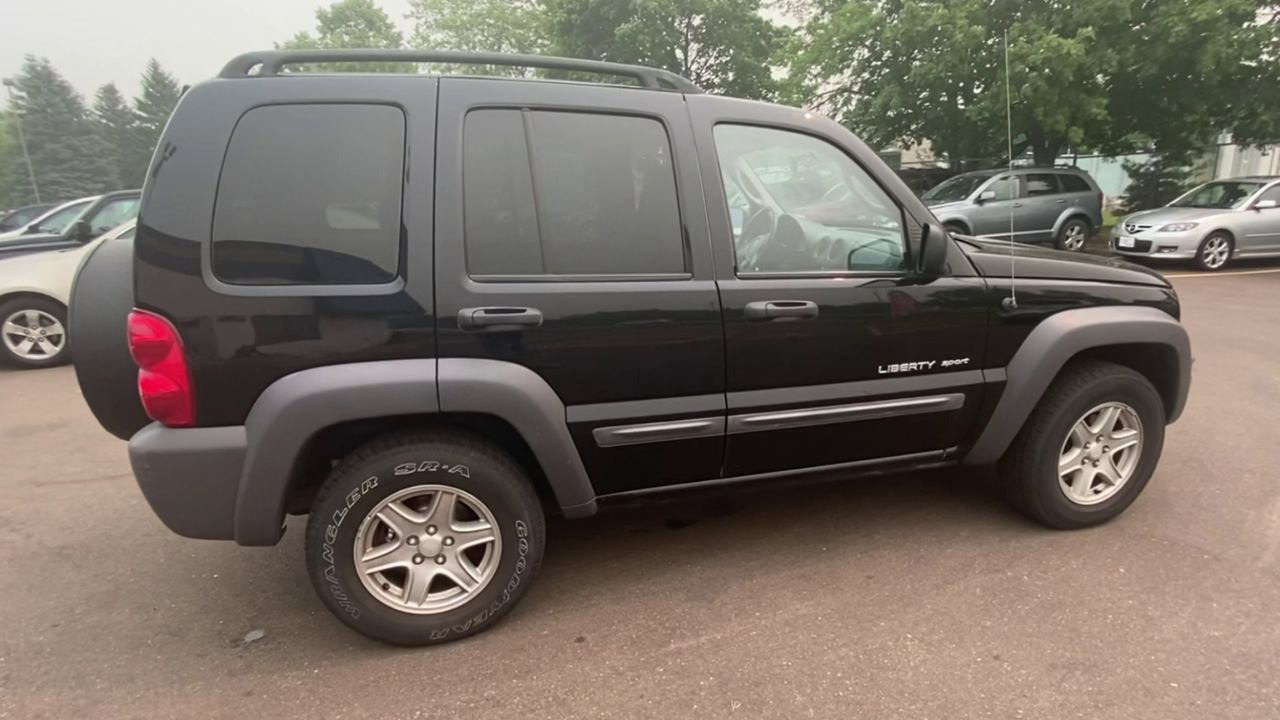 Pre-Owned 2003 JEEP LIBERTY Sport Util