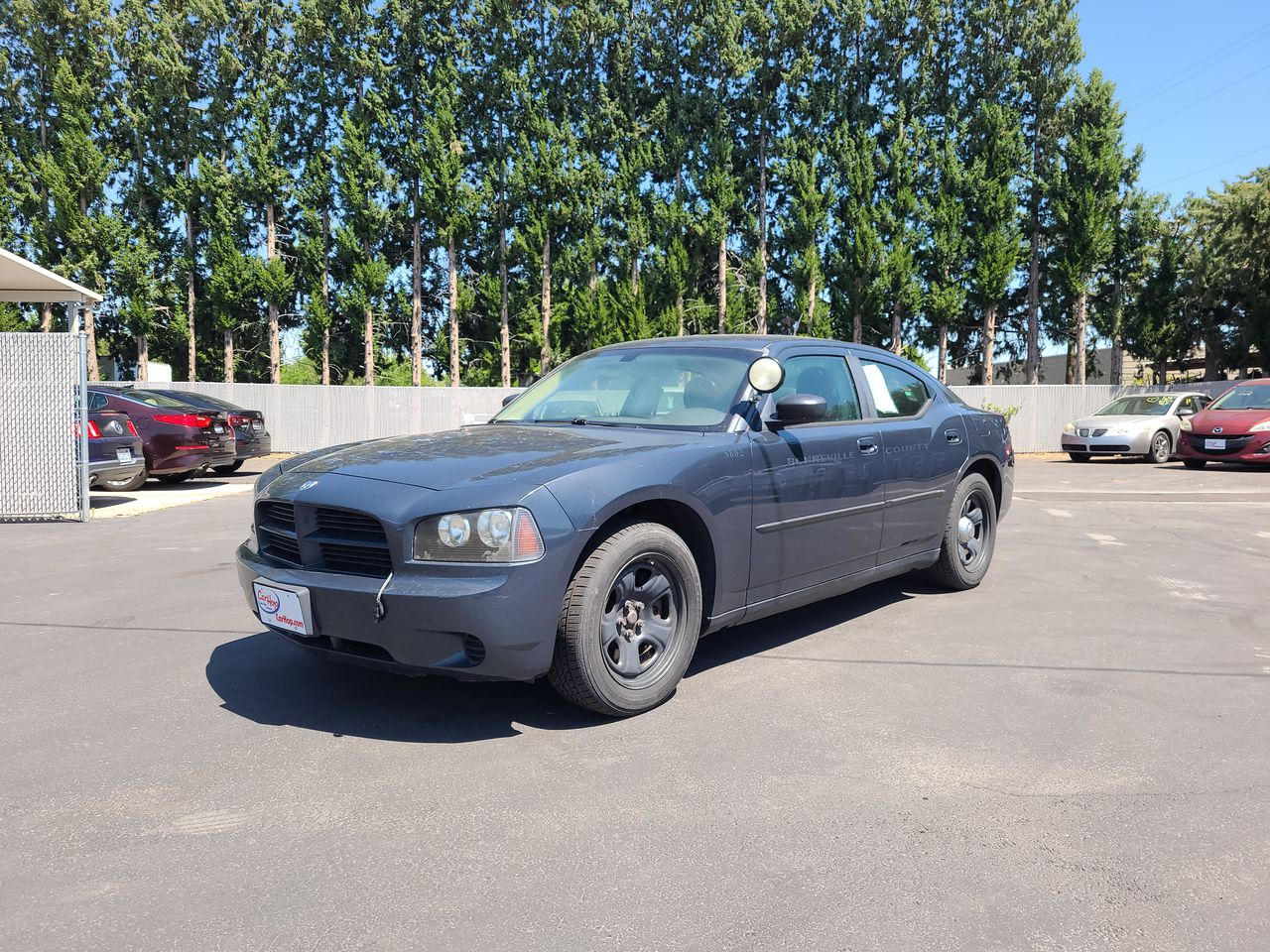 Pre-Owned 2008 DODGE CHARGER Sedan 4D