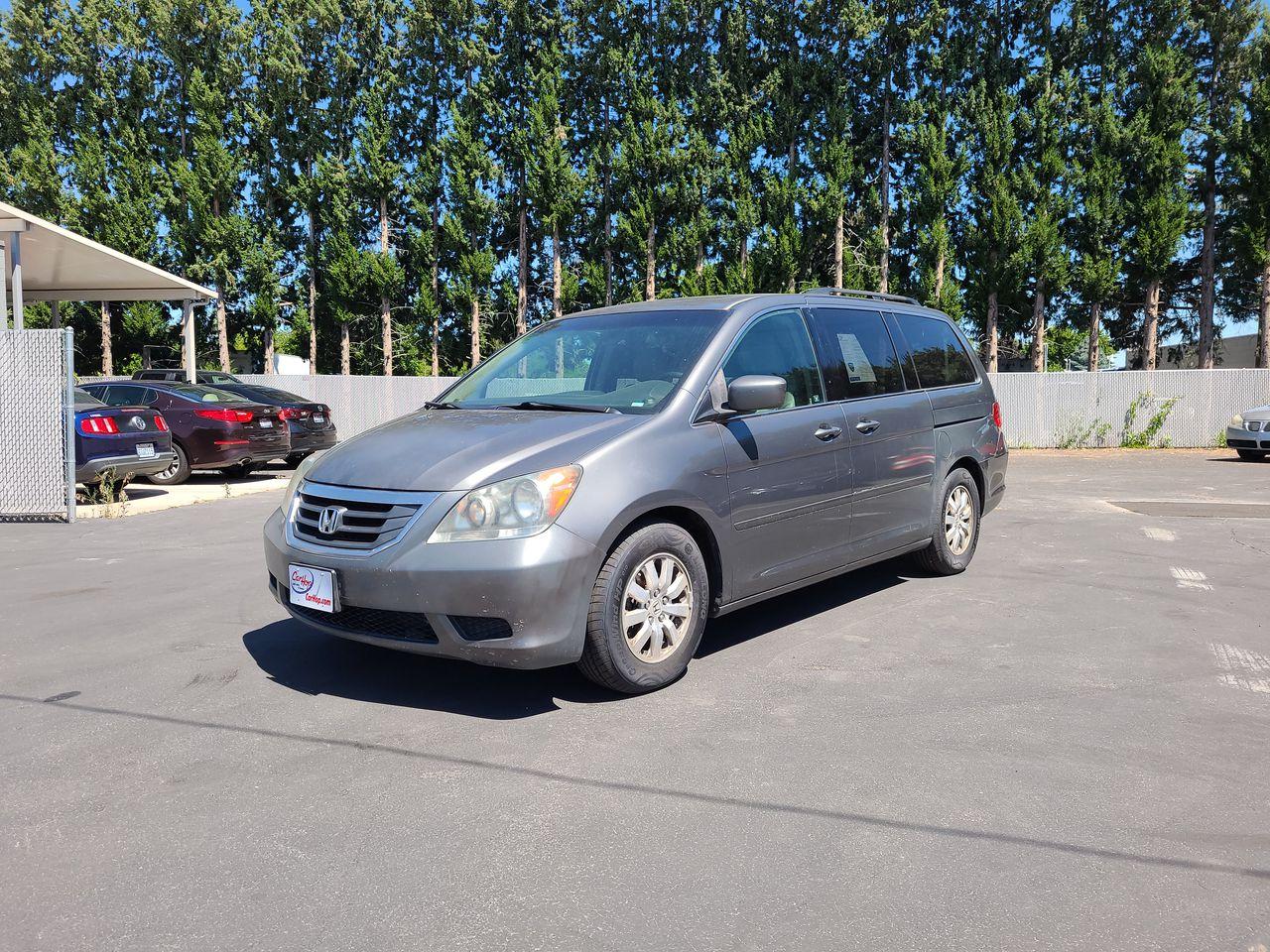 Pre-Owned 2008 Honda ODYSSEY EX-L MINIV