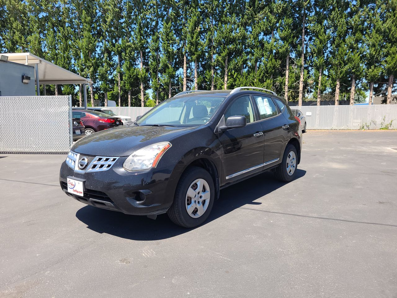 Pre-Owned 2014 NISSAN ROGUE S Sport Ut