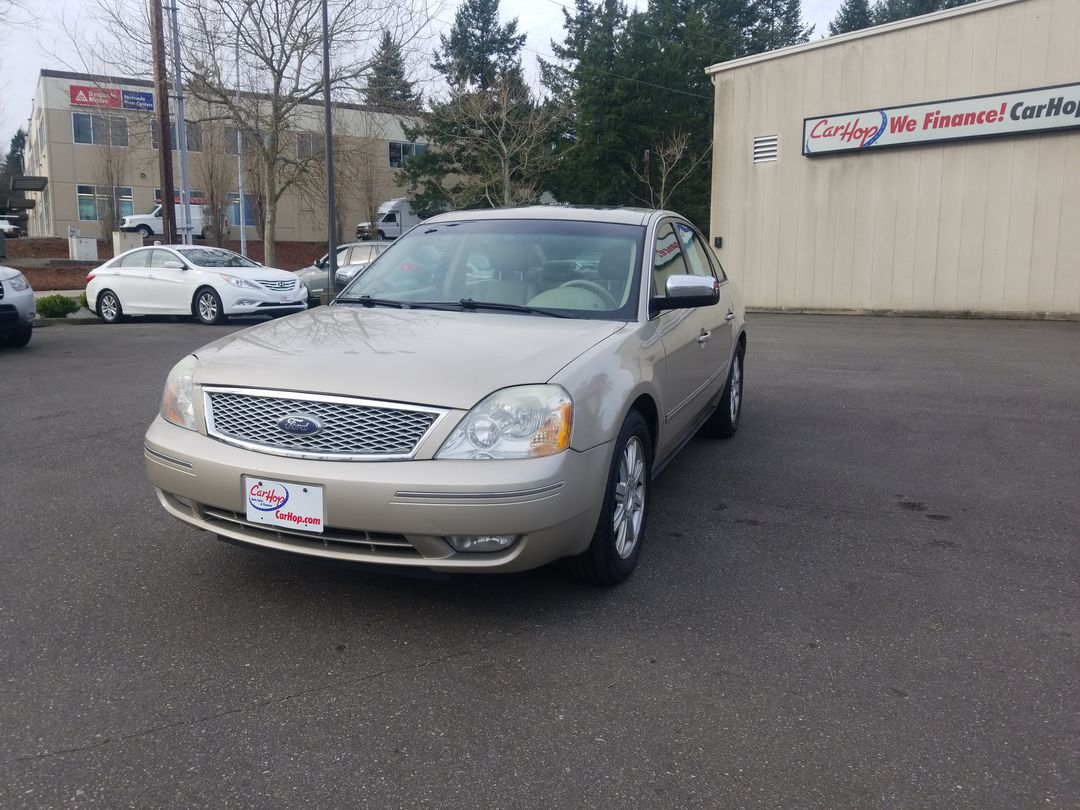 Pre-Owned 2006 FORD FIVE HUNDRED Limited Se