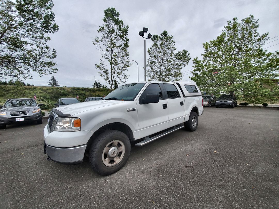 Pre-Owned 2007 FORD F150 LARIAT