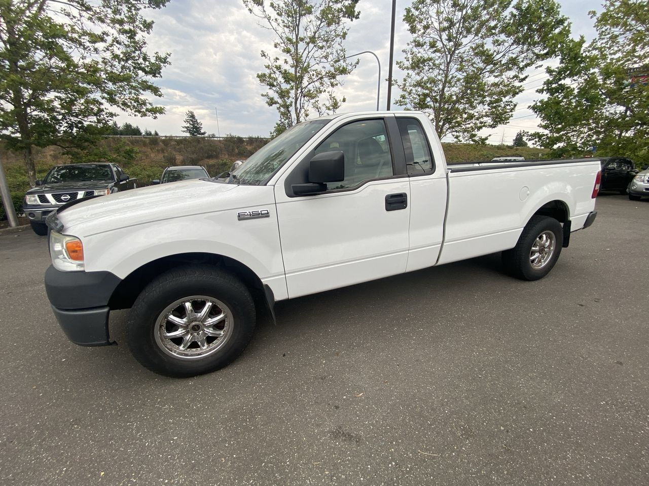 Pre-Owned 2008 FORD F150 XL