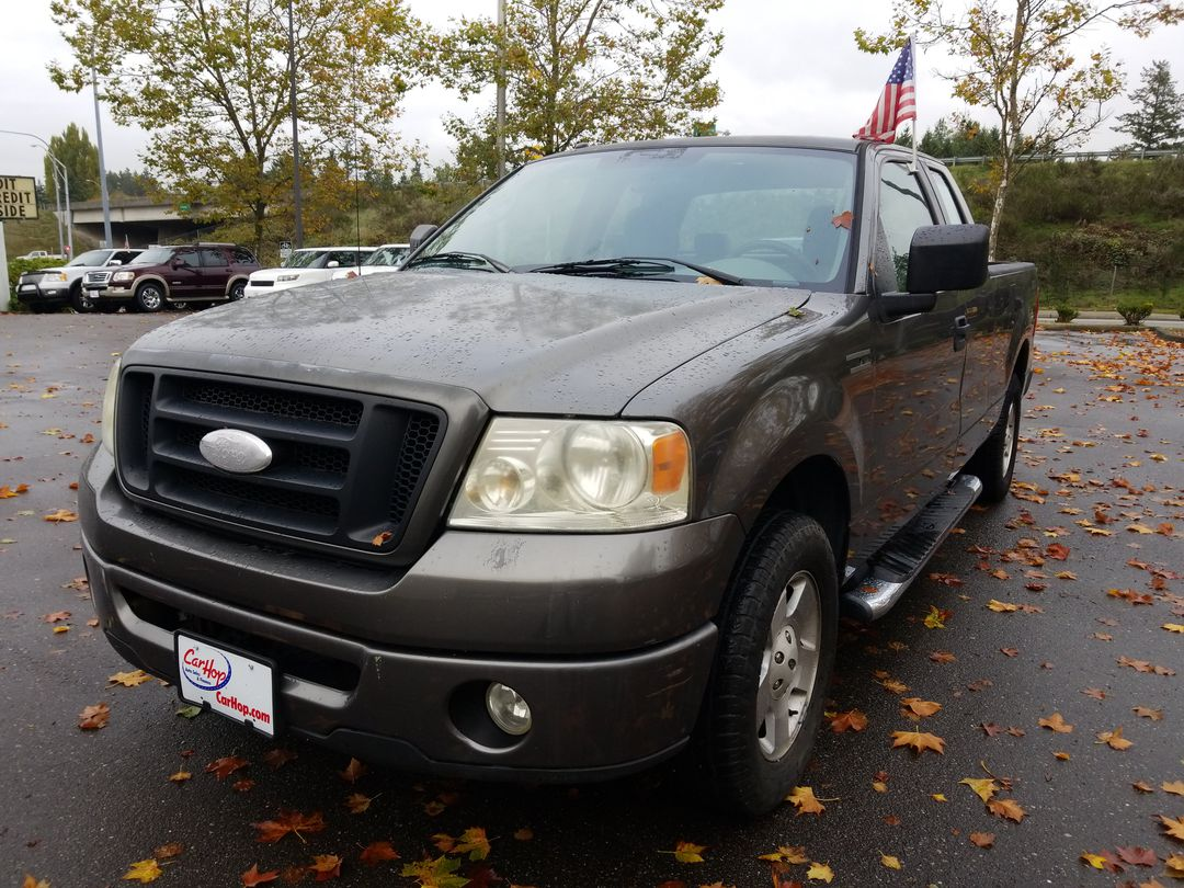 Pre-Owned 2006 FORD F150 XL Pickup