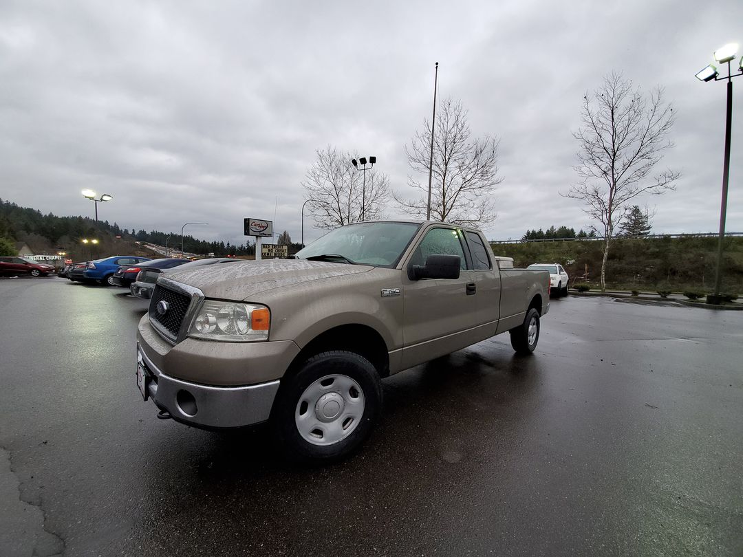 Pre-Owned 2006 FORD F150 FX4