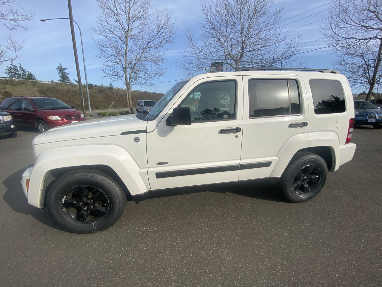 Pre-Owned 2008 JEEP LIBERTY Sport Util