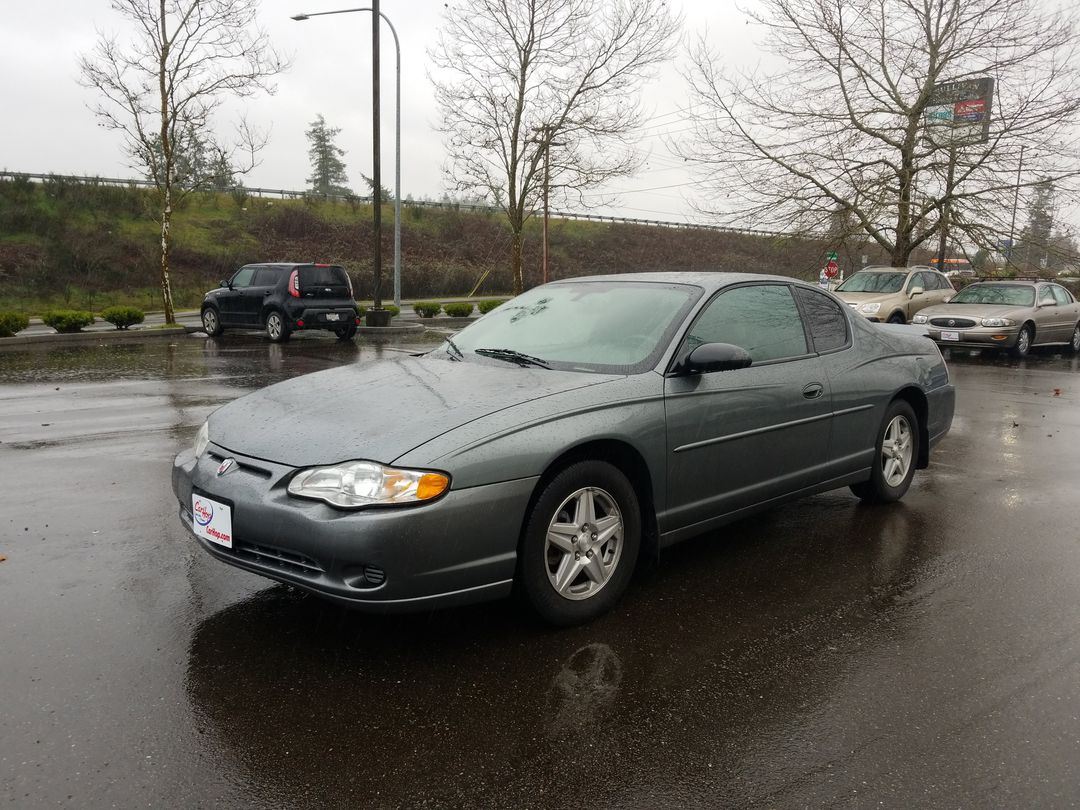 Pre-Owned 2004 CHEVROLET MONTE CARLO LS Coupe 2