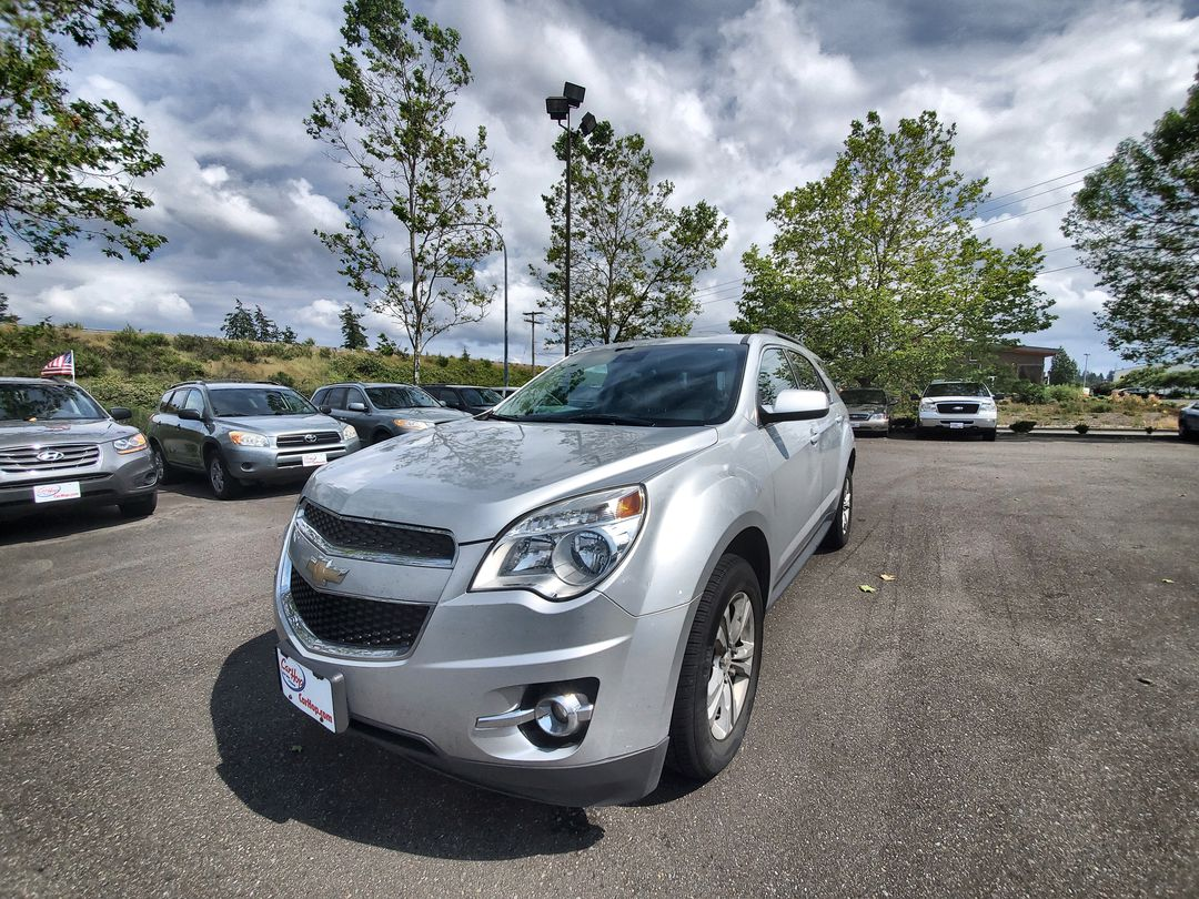 Pre-Owned 2014 CHEVROLET EQUINOX 2LT AWD