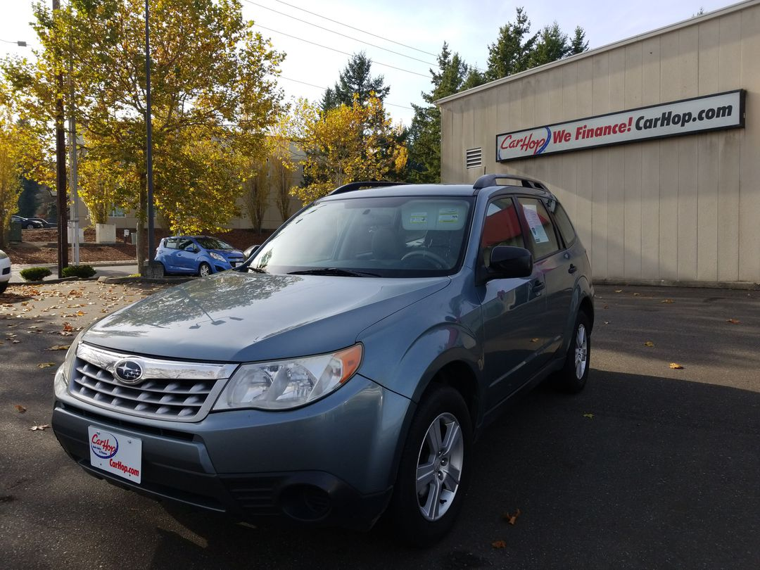 Pre-Owned 2011 SUBARU FORESTER 2.5X Sport