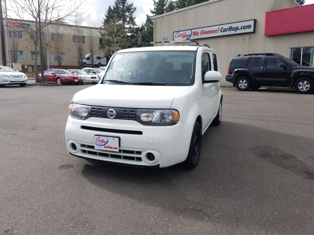 Pre-Owned 2011 NISSAN CUBE S WAGON