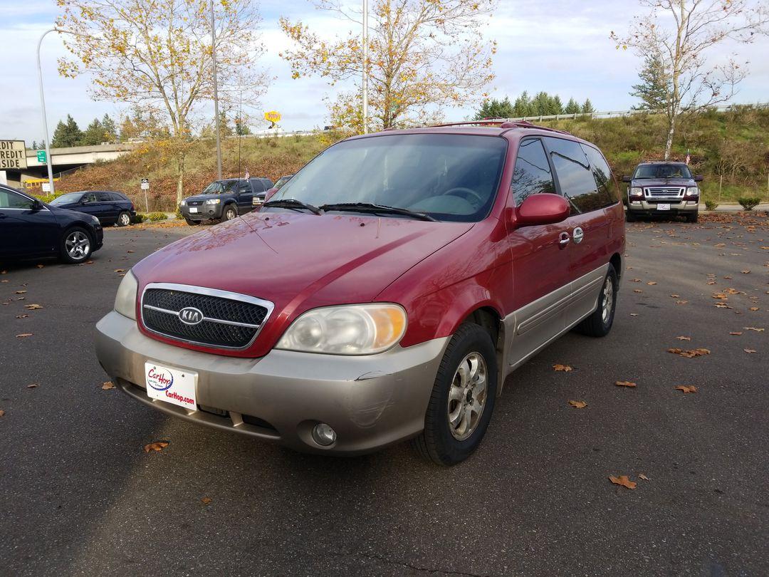 Pre-Owned 2004 KIA SEDONA LX Minivan