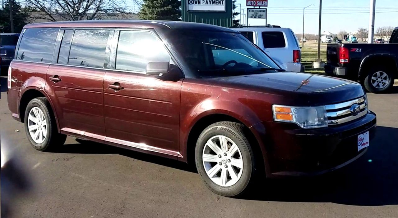 Pre-Owned 2009 FORD FLEX SE Sport U