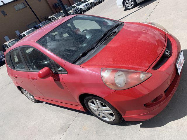 Pre-Owned 2008 Honda FIT SPORT HATC