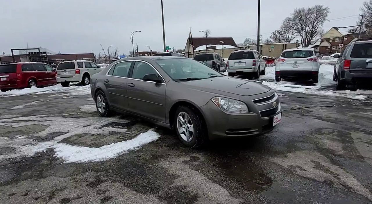 Pre-Owned 2011 CHEVROLET MALIBU LS Sedan 4