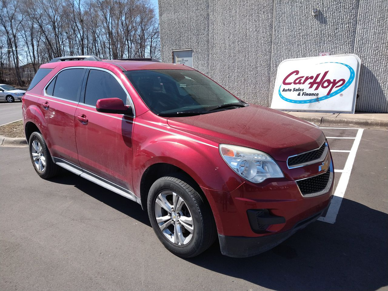 Pre-Owned 2014 CHEVROLET EQUINOX LT Sport U