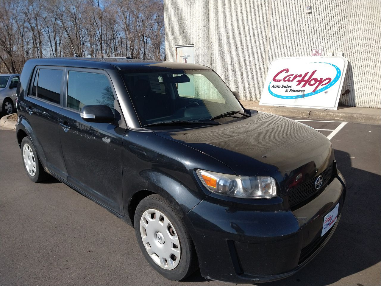 Pre-Owned 2009 SCION XB HATCHBACK