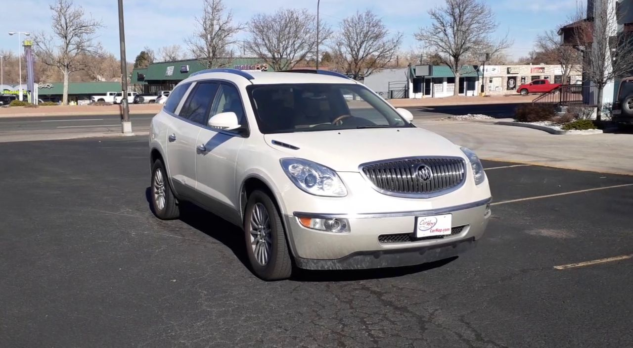 Pre-Owned 2010 BUICK ENCLAVE CXL Sport