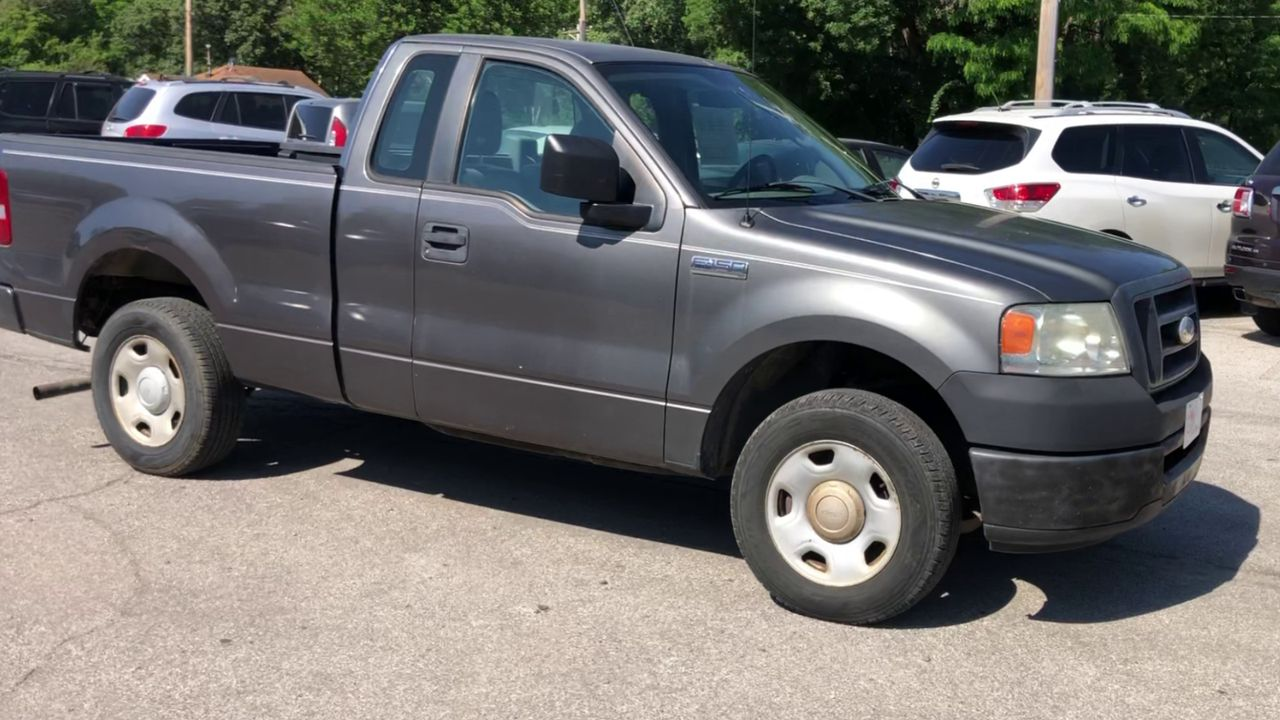 Pre-Owned 2007 FORD F150 XL