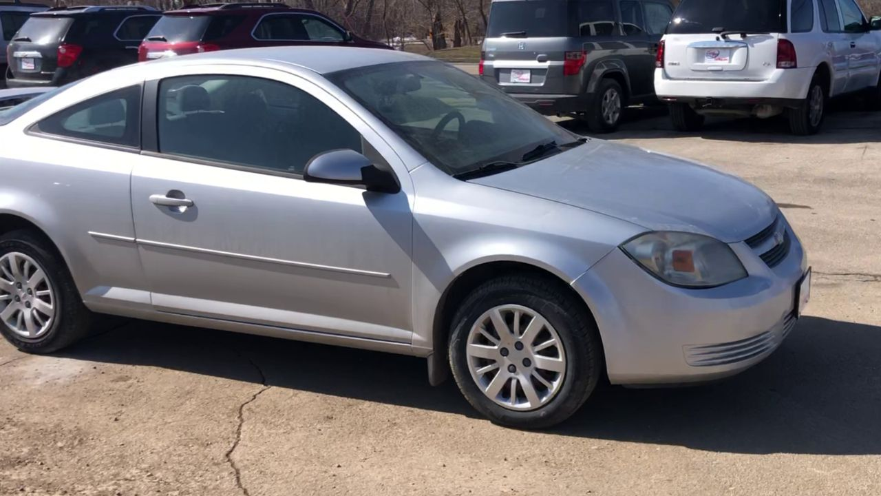 Pre-Owned 2010 CHEVROLET COBALT LT Coupe 2