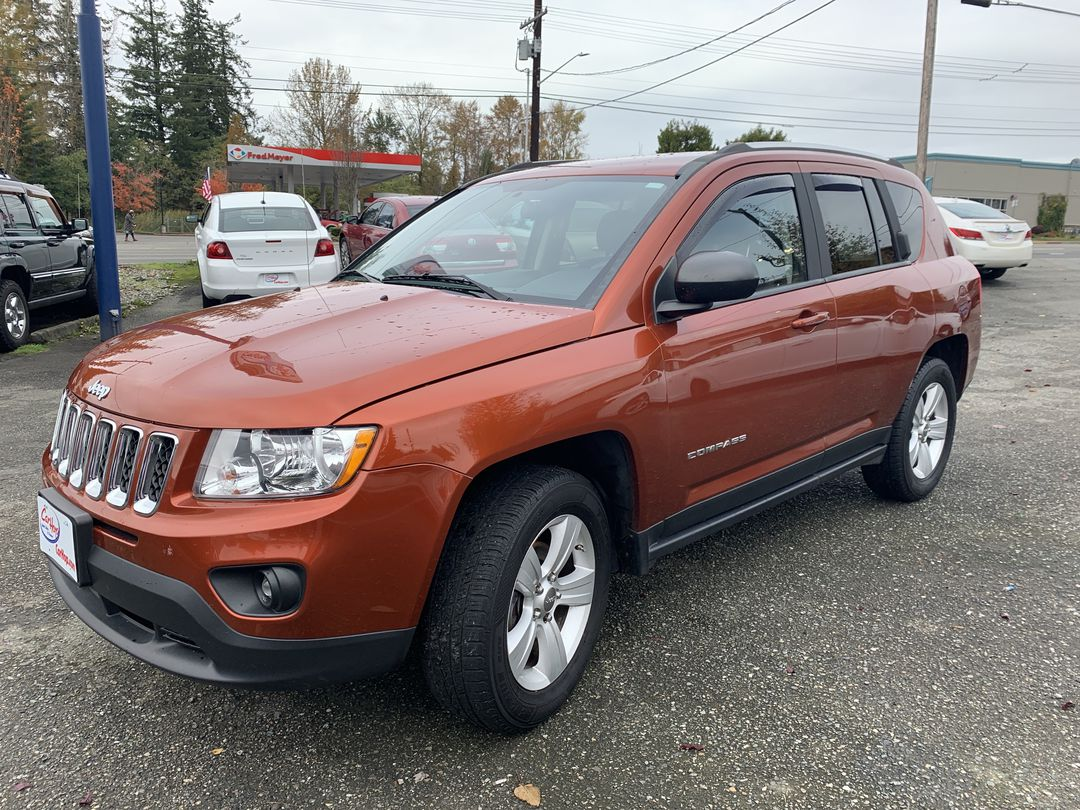 Pre-Owned 2012 JEEP COMPASS Sport SUV