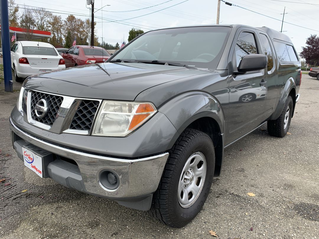 Pre-Owned 2005 NISSAN FRONTIER NISMO KING