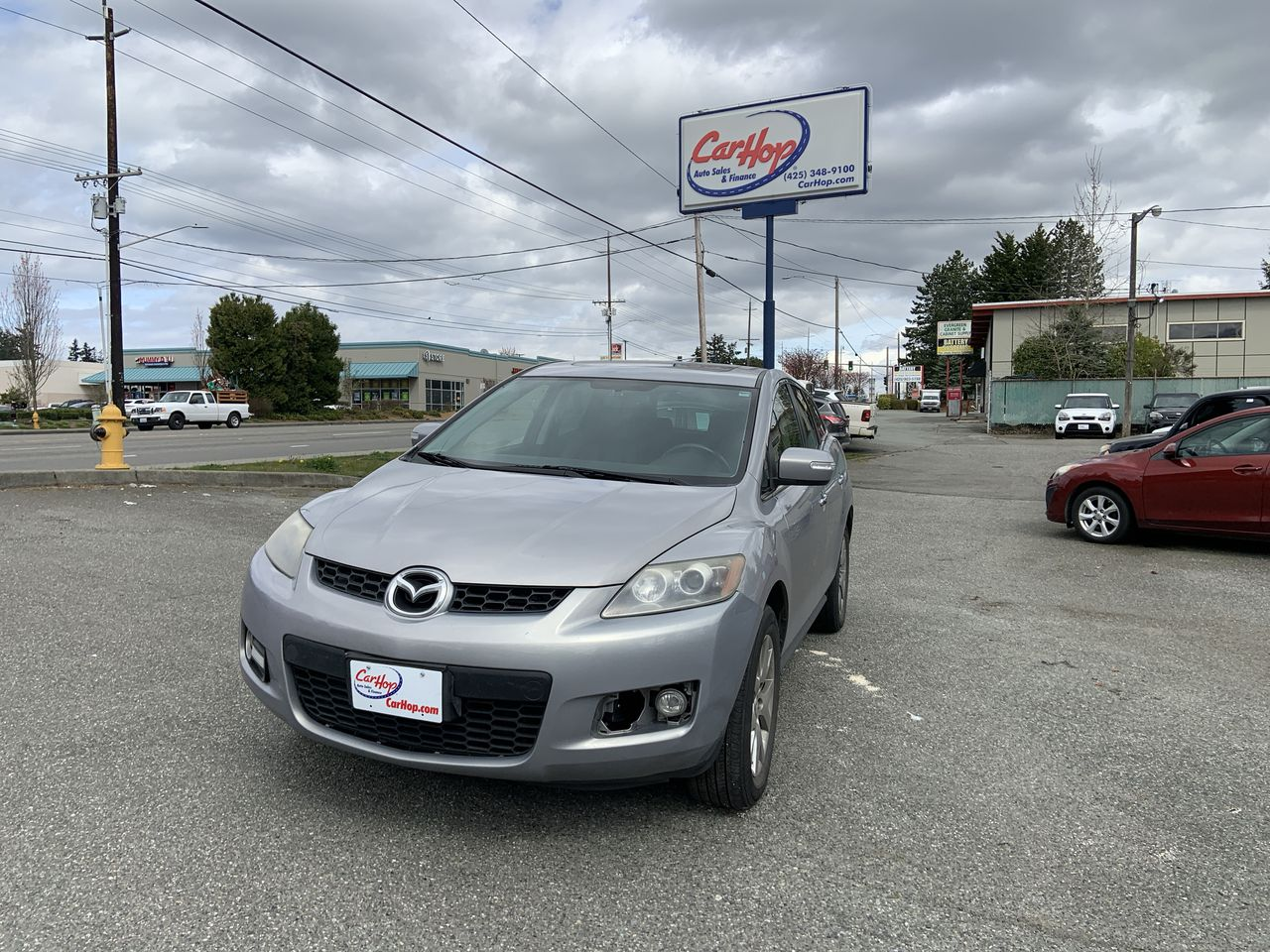 Pre-Owned 2009 MAZDA CX-7 Touring Sp