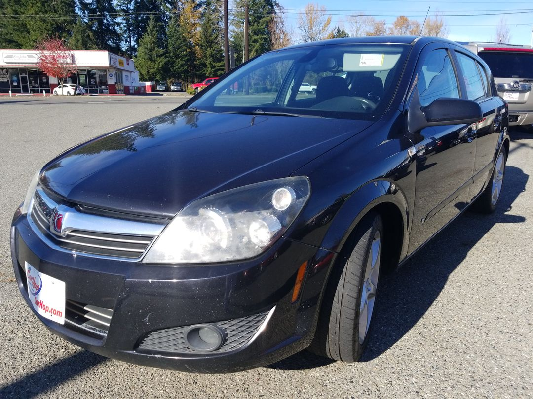 Pre-Owned 2008 SATURN ASTRA XR Hatchba