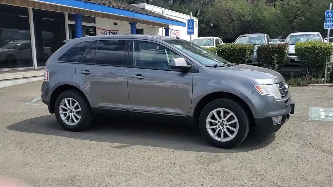 Pre-Owned 2010 FORD EDGE SEL Sport