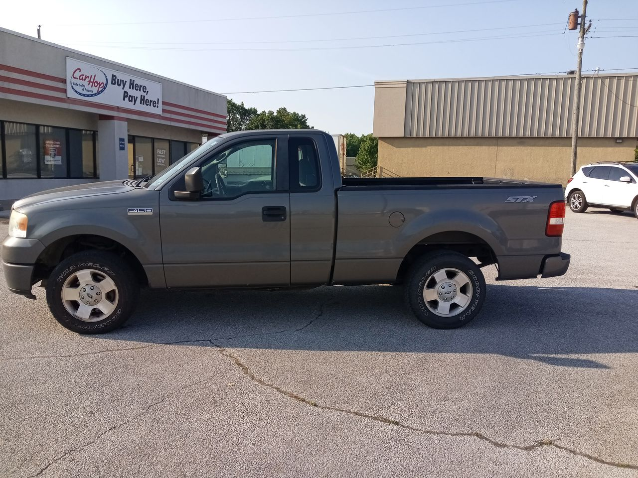 Pre-Owned 2007 FORD F150 STX Pickup
