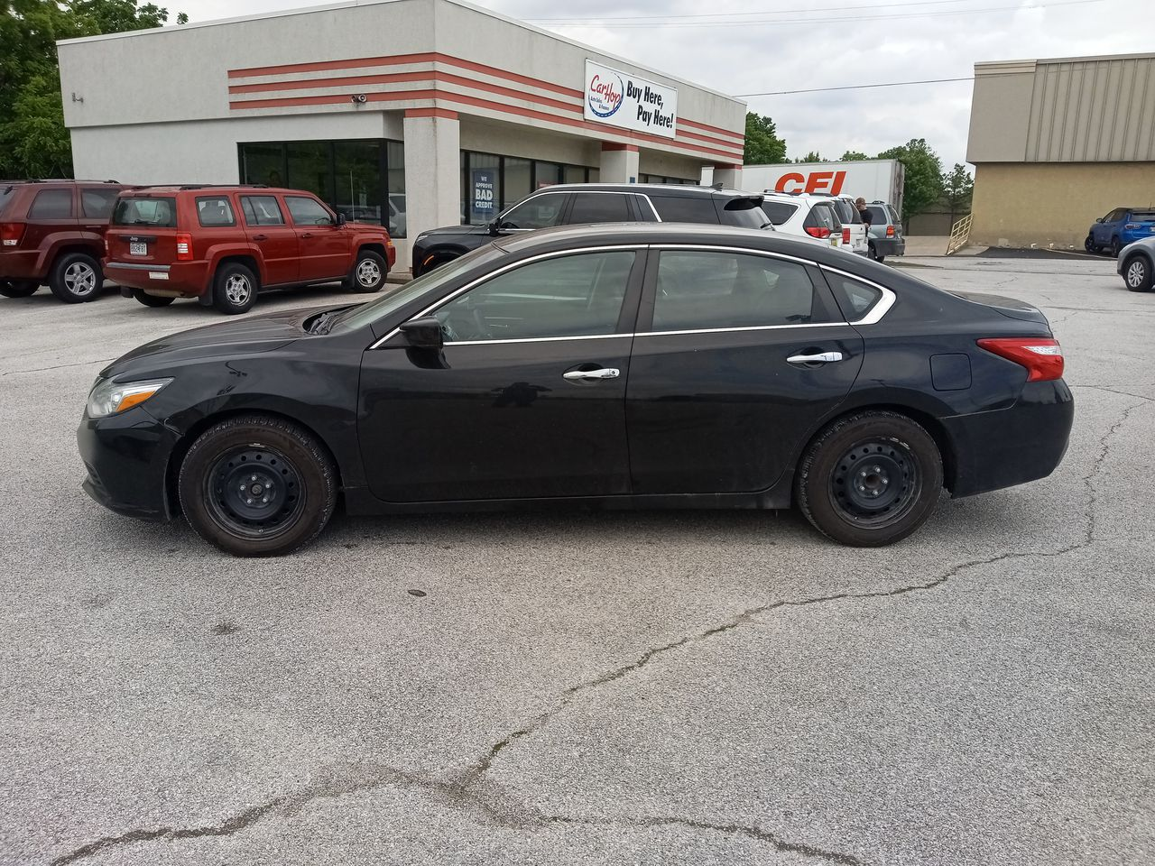 Pre-Owned 2016 NISSAN ALTIMA S